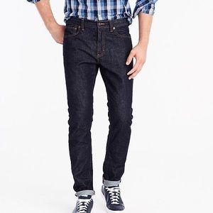 J Crew Factory The Driggs slim fit jeans